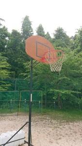 バスケボード設置