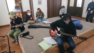 バンド活動①ギター