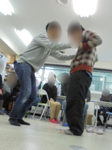 手押し相撲3