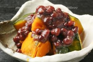 柚子湯③かぼちゃのいとこ煮