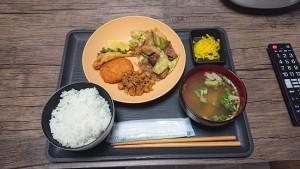 食事・夕食①