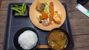 食事・夕食②
