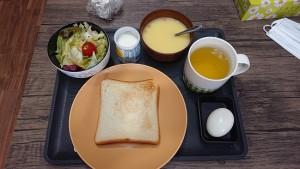 食事・朝食